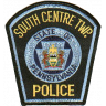 South Centre Township Police Department Badge