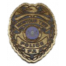 Montour Township Police Department Badge