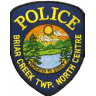 Briar Creek Township Police Department Badge