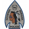 Catawissa Borough Police Department Badge