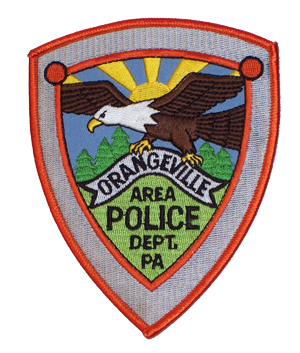 Orangeville Area Police Department | Columbia County