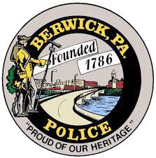 Borough of Berwick Police Department | Columbia County